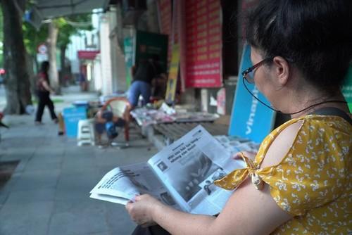 «Le journal papier a toujours sa place» - ảnh 5