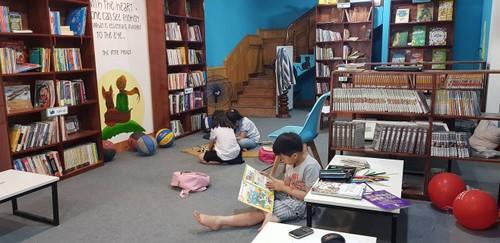 Une bibliothèque… pas comme les autres - ảnh 2