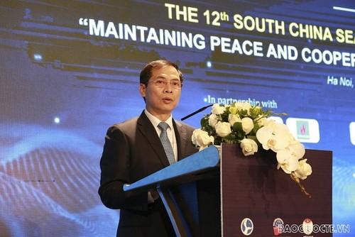 12e colloque international sur la mer Orientale - ảnh 2