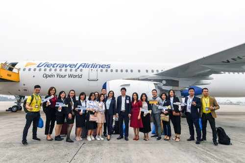 Vietravel Airlines commence à vendre ses billets - ảnh 1