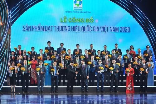 Les marques nationales vietnamiennes de 2020 - ảnh 1
