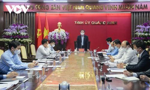 Quang Ninh: l'épidémie de Covid-19 est sous contrôle - ảnh 1