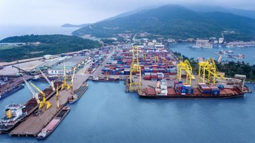 Danang se fixe l'objectif d'accueillir 12,5 millions de tonnes de marchandises - ảnh 1
