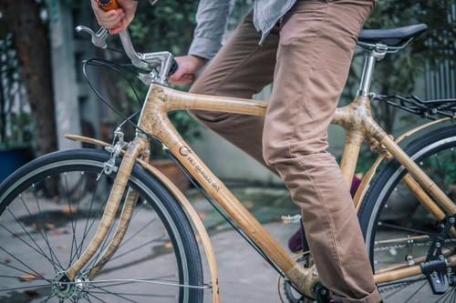 Un vélo en bambou «made in Vietnam» - ảnh 5