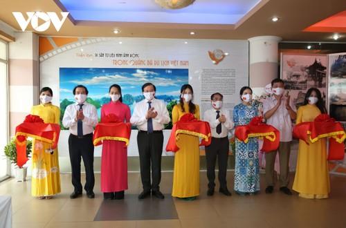 Exposition: «Promouvoir le tourisme vietnamien par le patrimoine archivistique animé» - ảnh 1