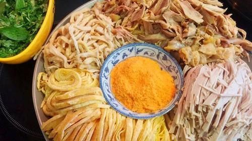 Le bun thang, l'élégance de la cuisine hanoïenne - ảnh 2