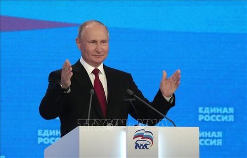 Le Kremlin regrette que l'UE refuse l'idée d'un sommet avec Vladimir Poutine - ảnh 1