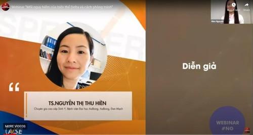 Quand les scientifiques et experts vietnamiens basés à l'étranger s'engagent… - ảnh 2