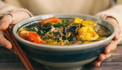 Những món 'sợi và nước' hấp dẫn của ẩm thực Việt Nam - ảnh 3