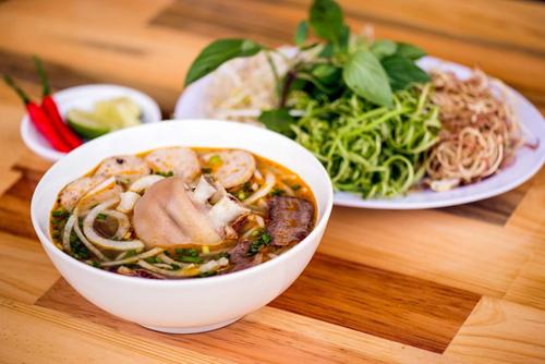 Những món 'sợi và nước' hấp dẫn của ẩm thực Việt Nam - ảnh 4