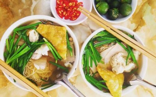 Những món 'sợi và nước' hấp dẫn của ẩm thực Việt Nam - ảnh 7
