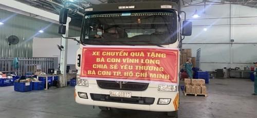 Tình người trong đại dịch ở Thành phố Hồ Chí Minh - ảnh 15