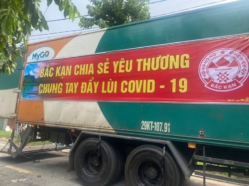 Tình người trong đại dịch ở Thành phố Hồ Chí Minh - ảnh 16