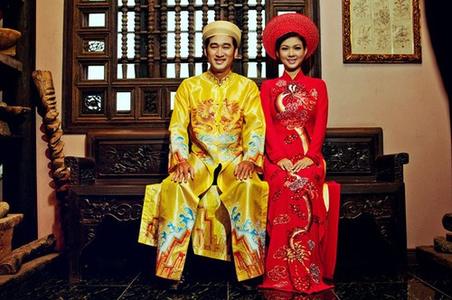 Love and marriage in Vietnam's history and customs - ảnh 1