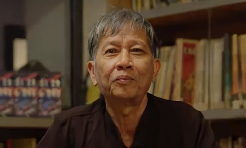 阮辉涉——越南当代文学的现象级作家 - ảnh 1
