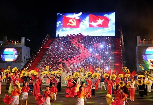 一组陪伴多代越南人成长的豪迈壮歌 - ảnh 1