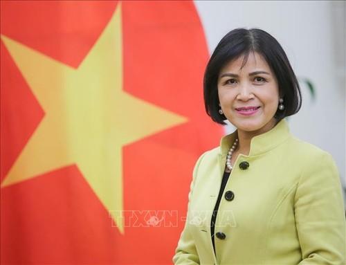 越南在世贸组织关于循环经济和贸易扶持的研讨会上分享观点 - ảnh 1