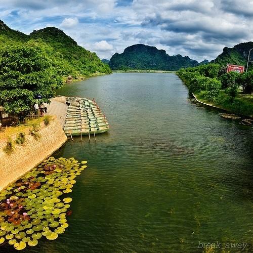 保护生态环境—宁平省面向发展可持续旅游 - ảnh 1