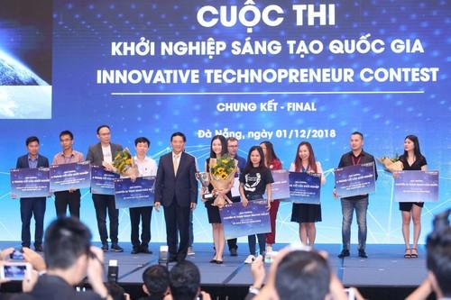 Clôture du Techfest Vietnam 2018 - ảnh 1