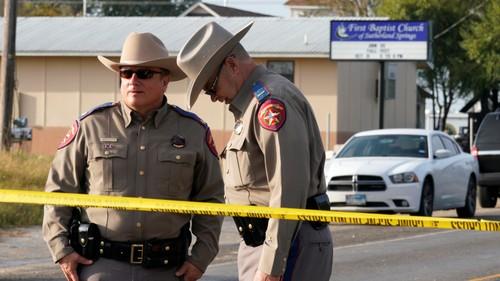 Fusillade au Texas : sept morts et les motifs toujours inconnus - ảnh 1