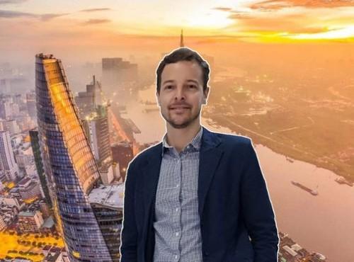 """Guillaume Rondan:  Je """"Move To Asia"""" pour créer mon entreprise - ảnh 1"""
