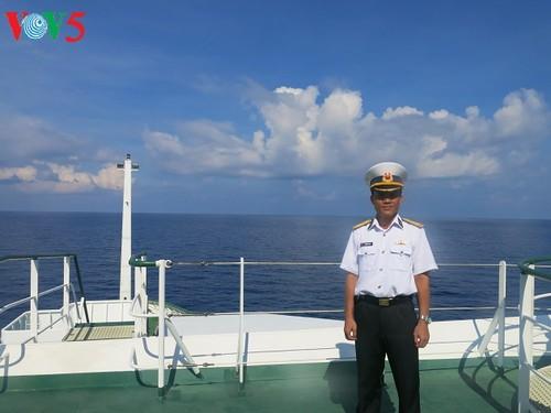Ausgezeichneter Kommandeur auf Truong Sa - ảnh 1