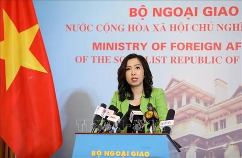 Vietnamesisches Außenministerium weist falsche Argumente von Amnesty International zurück - ảnh 1