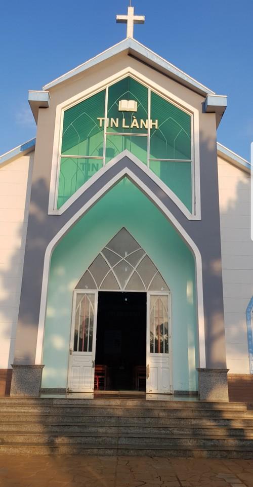 Entdeckung der evangelischen Kirche Plei Mo Nu - ảnh 1
