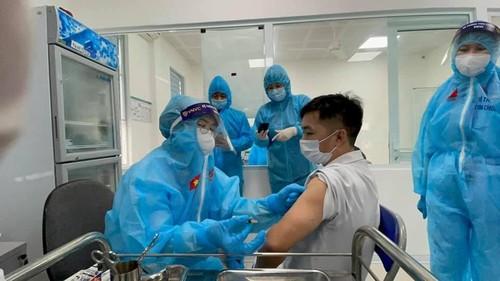 8.624 Covid-19-Neuinfektionen in Vietnam  - ảnh 1