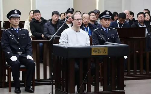 Kanada sorgt sich um Todesurteil gegen kanadischen Staatsbürger in China - ảnh 1
