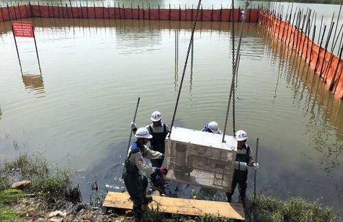 Menerapkan teknologi Jepang dalam menangani masalah lingkungan di Provinsi Quang Ninh - ảnh 2