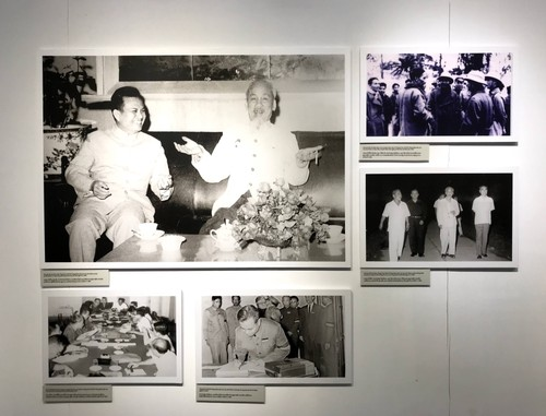 Pameran Hubungan Persahabatan Istimewa Vietnam – Laos – Pameran Memori Prajurit - ảnh 2