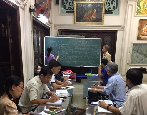 Veteran Perang Tran Quang Du – Penyebar Benih dalam Hubungan Persahabatan Vietnam-Kamboja - ảnh 2