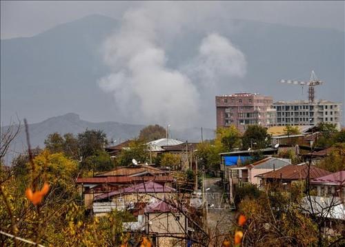 Nagorny-Karabakh ceasefire respected  - ảnh 1