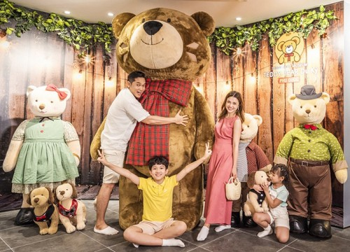 First Teddy Bear Museum to be inaugurated this month - ảnh 1