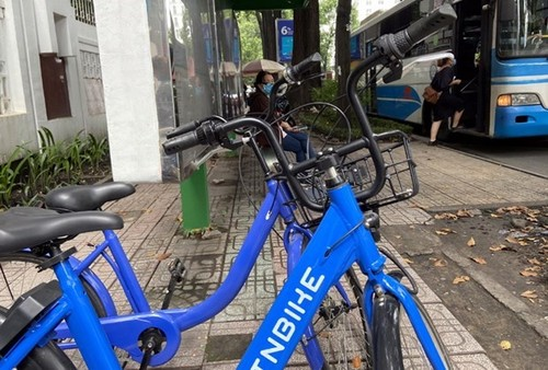 HCM City to launch public bike service in August - ảnh 1
