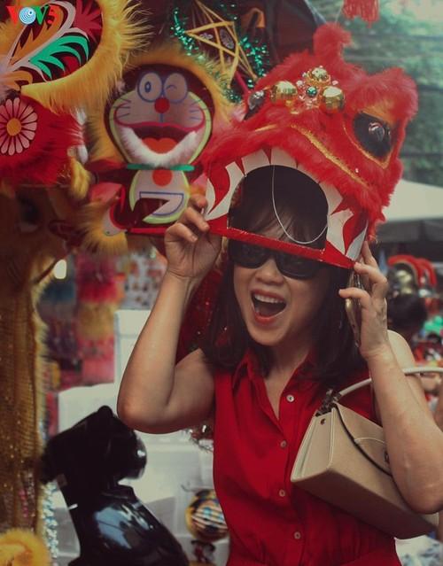 Возвращение в детство на улице Ханг-Ма - ảnh 7