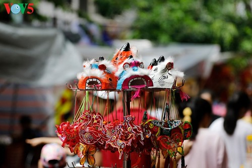 Возвращение в детство на улице Ханг-Ма - ảnh 8