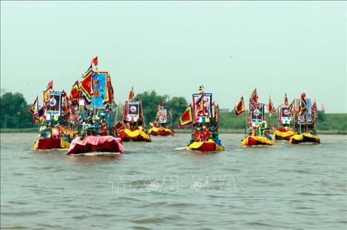 Осенний фестиваль Коншон-Кьепбак - ảnh 2