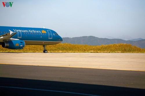 Аэропорт Льенкхыонг - пышный цветок высокогорья - ảnh 12