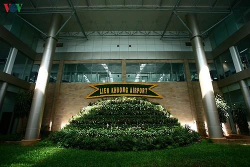 Аэропорт Льенкхыонг - пышный цветок высокогорья - ảnh 6