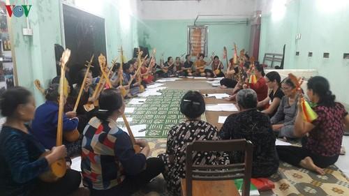 Совместные усилия малых народностей Вьетнама в провинции Лангшон по сохранению жанров народных песен - ảnh 1