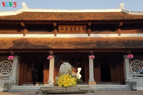Холм Донгда – исторический памятник особого национального значения - ảnh 2