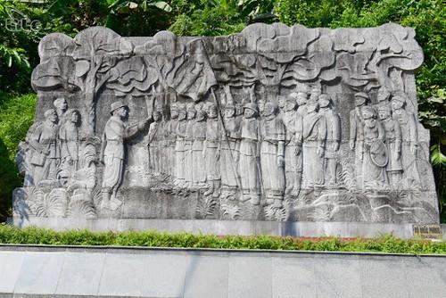 Исторический комплекс особого национального значения «Лес Чан Хынг Дао» – становление Вьетнамской народной армии - ảnh 2