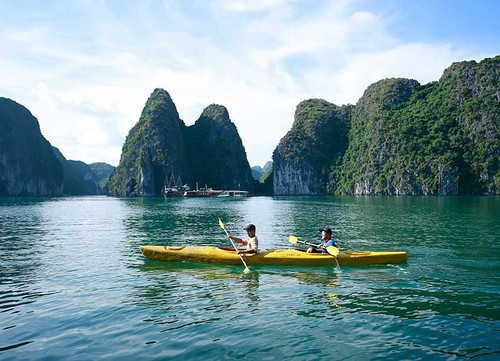 Бухта Ланха — настоящий рай во Вьетнаме - ảnh 3