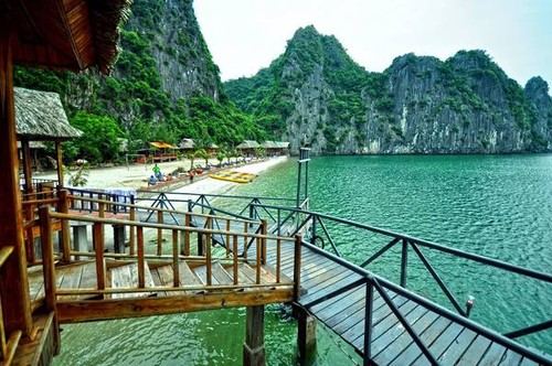 Бухта Ланха — настоящий рай во Вьетнаме - ảnh 2