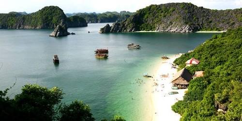 Бухта Ланха — настоящий рай во Вьетнаме - ảnh 1