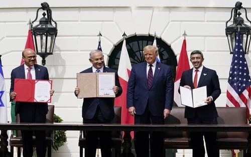 Ситуация на Ближнем Востоке после подписания соглашения  Израиля с ОАЭ и Бахрейном о нормализации отношений - ảnh 1