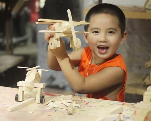 Creative Gara - столярный цех для детей - ảnh 2