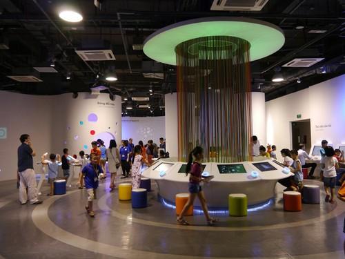 Panasonic Risupia Vietnam -  Интересная научная площадка для детей - ảnh 1